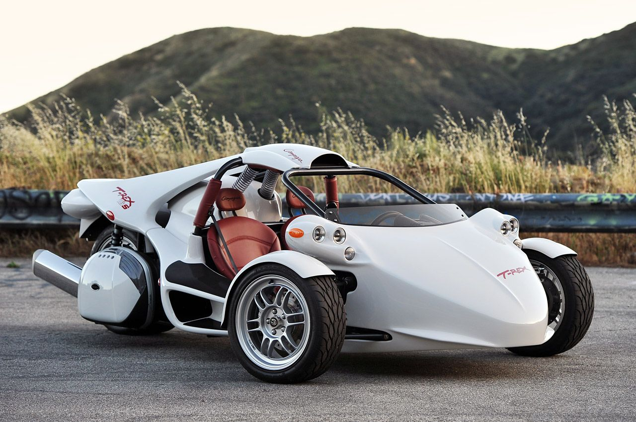2013 Campagna T Rex 16s 3 Wheels Polaris Slingshot 3 Wheel
