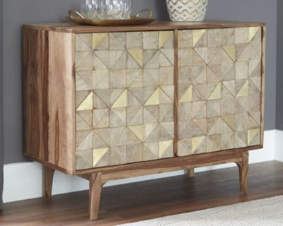 Carolmore Accent Cabinet | Ashley Furniture HomeSt