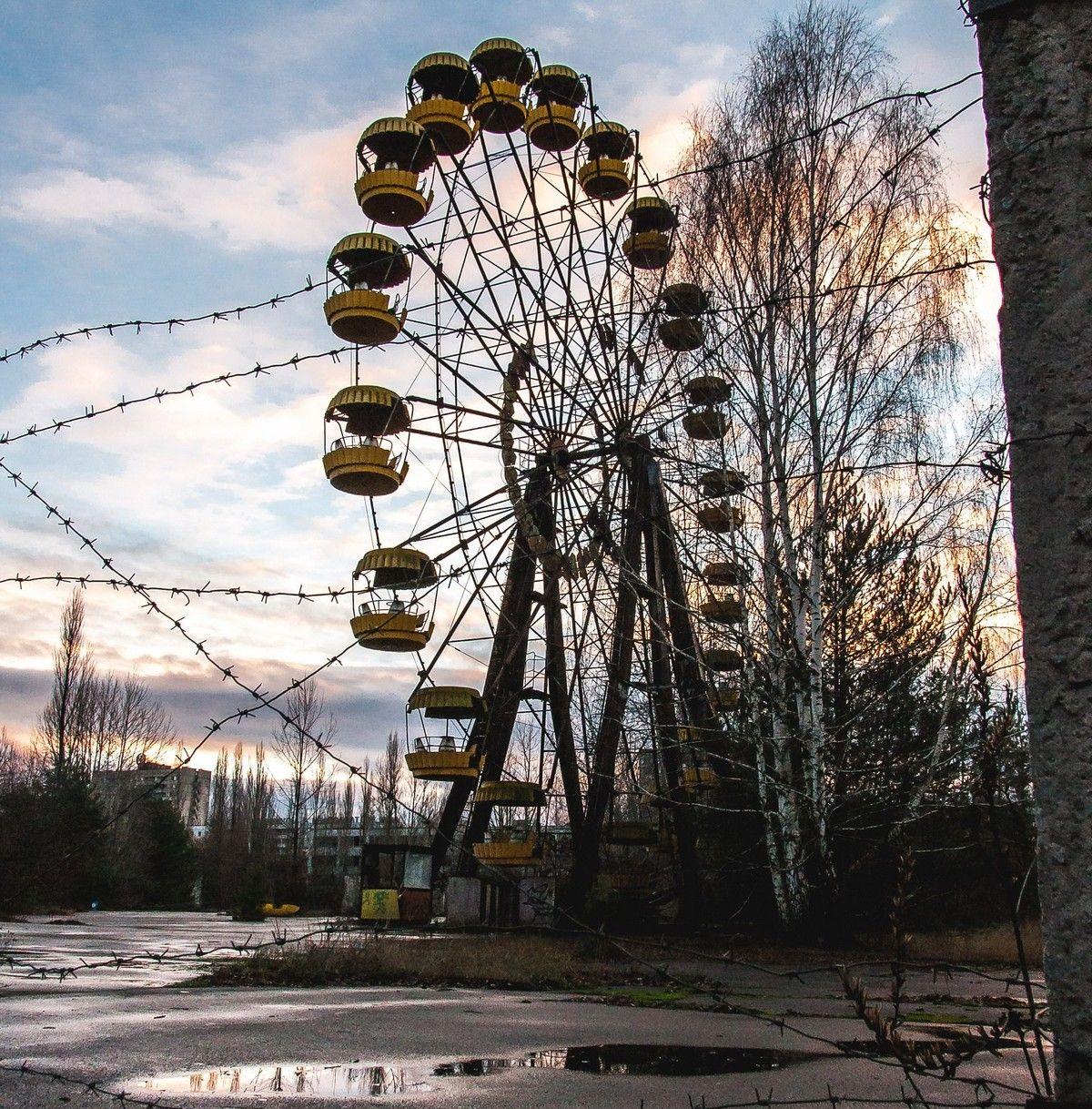 Картинки город чернобыля