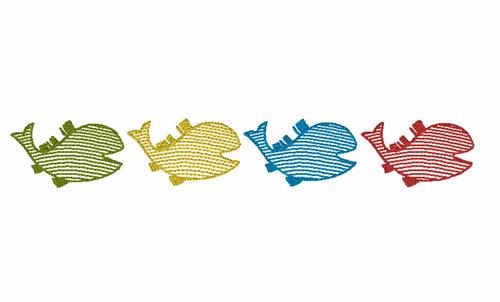 Joy Craft Dies Fishing Boy Boys Butterfly -Honeycomb -New 2018 Best Friend