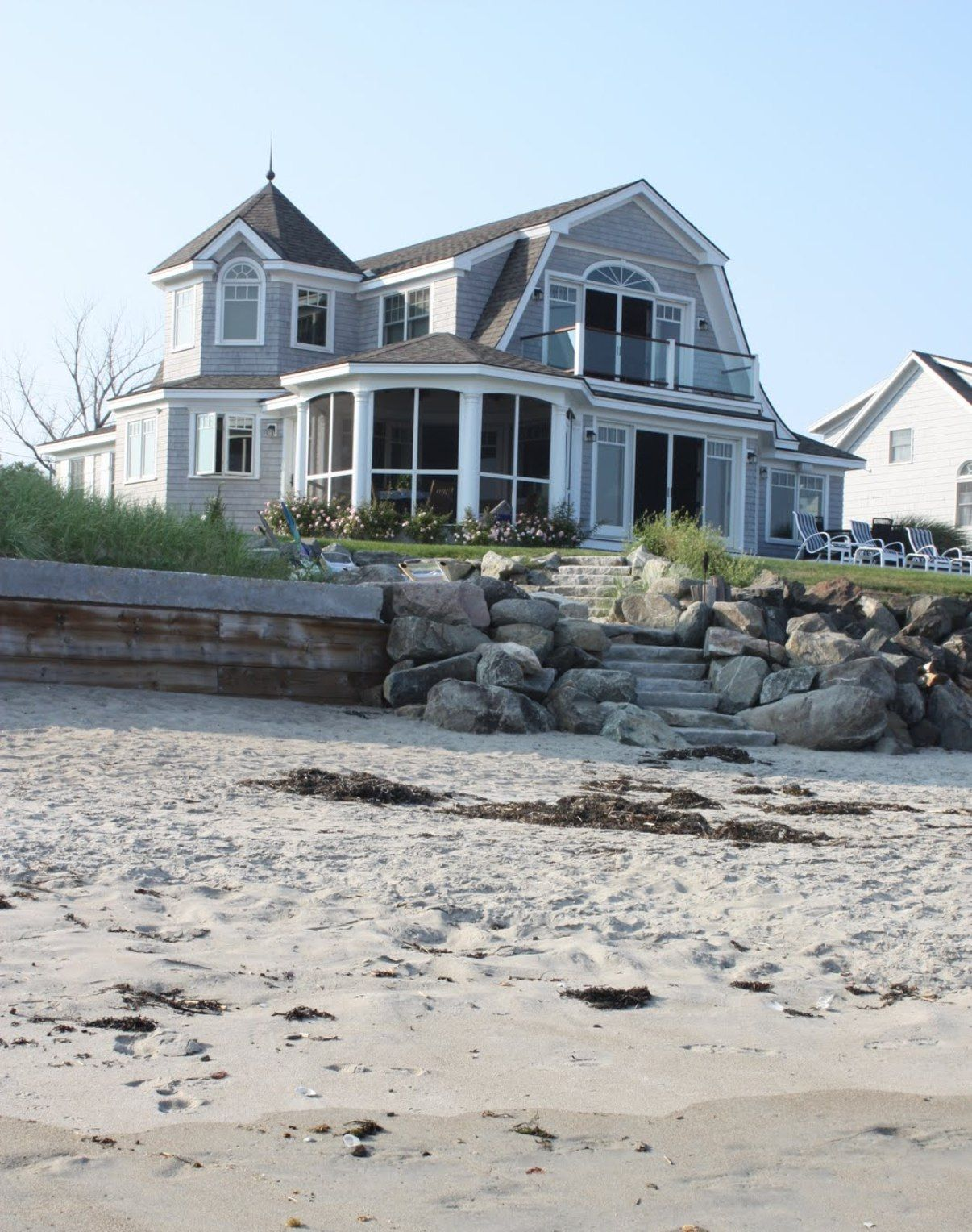Beach house exquisite exteriors pinterest beach and Beach houses in rhode island