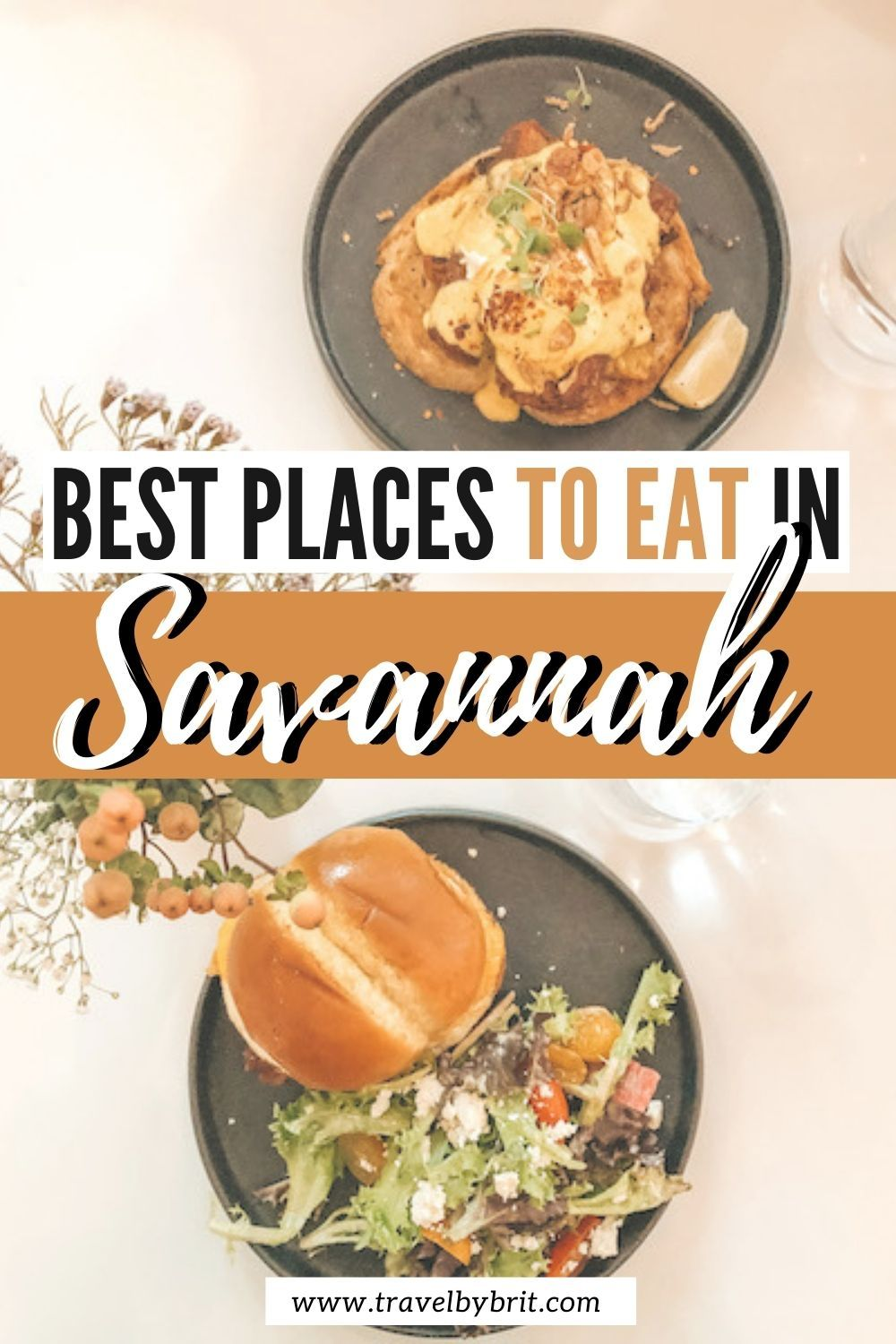 Savannah Food Guide Where To Eat In Savannah Ga In 2021 Food Guide Eat Best Places To Eat