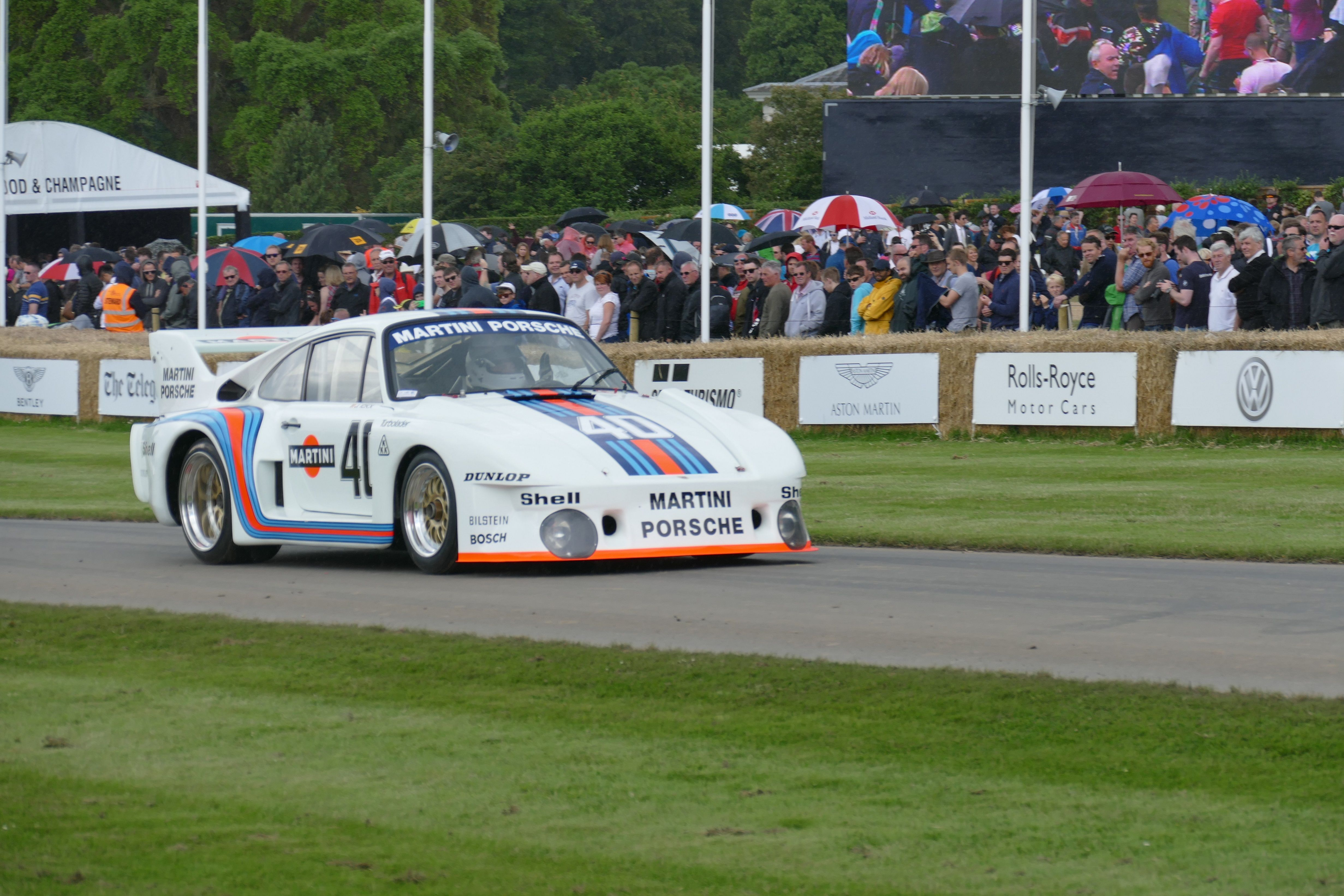 #FOS #Goodwood #FOS2016 Goodwood Festival of Speed #Porsche #911RSR #MartiniRacing Martini Racing #911