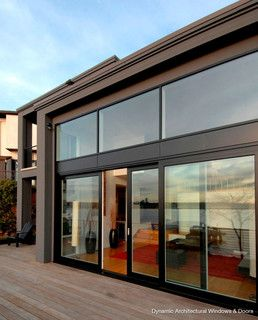 Contemporary Lift And Slide Doors Contemporary Windows And Doors Vancouver In 2020 Exterior Sliding Glass Doors Windows And Doors Contemporary Windows And Doors