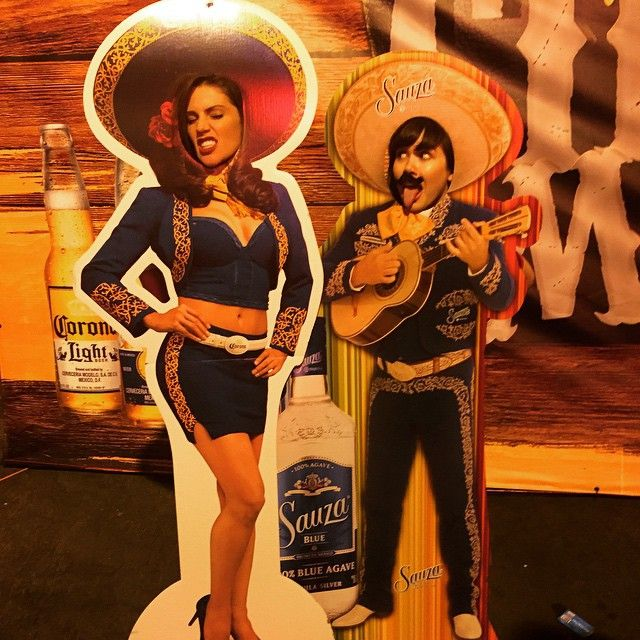 Taking my lady @crystalmccahill out on the town for Cinco De mayo!  #nachodaddy #lasvegas