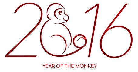 Chinese New Year Chinese New Year Monkey Chinese New Year 2016 Year Of The Monkey