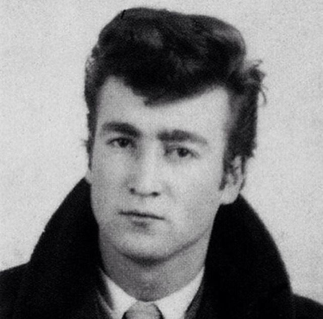 Teddy Boy John John Lennon Beatles Beatles John Love John Lennon