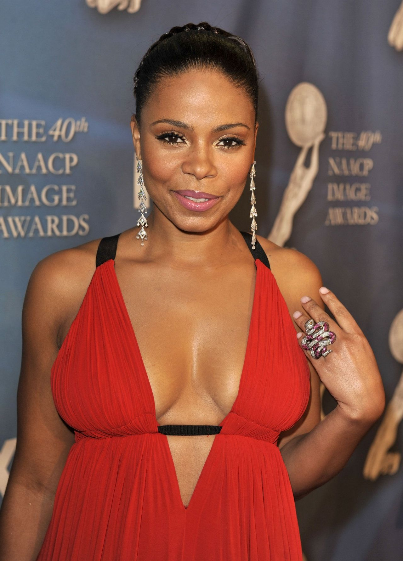 sanaa lathan married