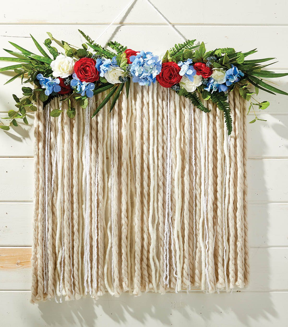 How to Make A Floral Garland Backdrop Garland backdrops