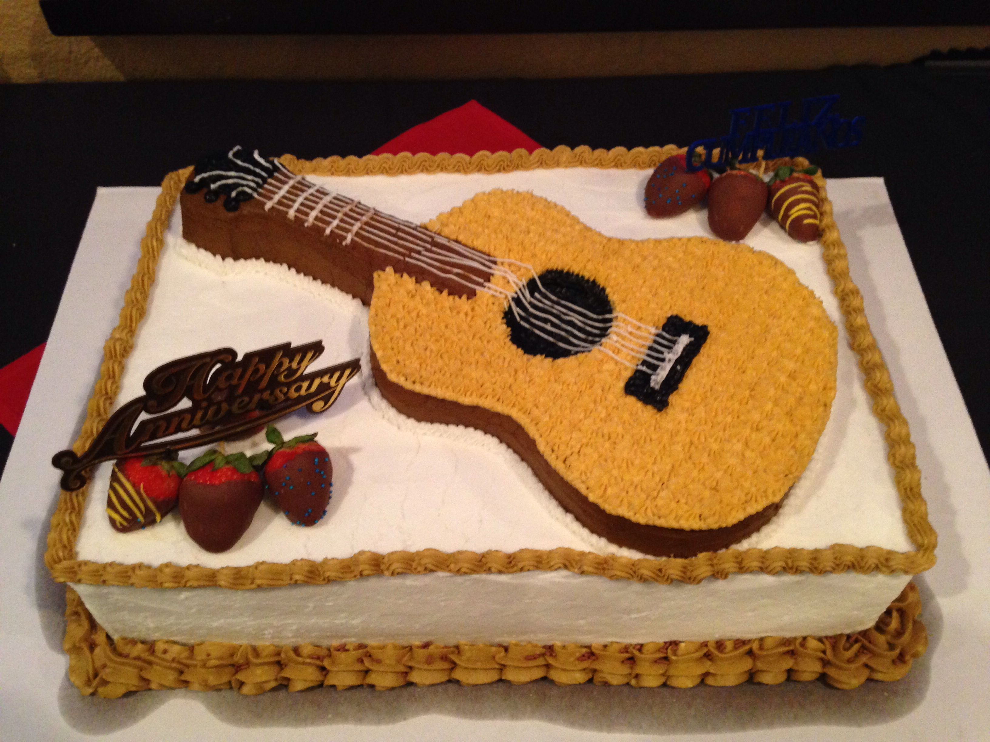 торт гитара из мастики мастер класс фото под ним продукция