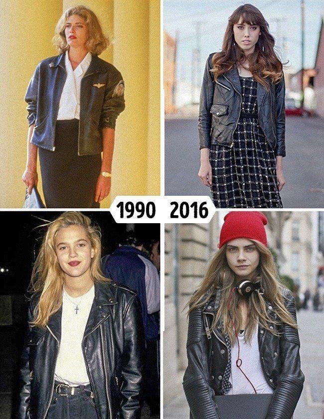 ad7fba57151a7 18 Peças do vestuário que fizeram sucesso nos anos 90 e que agora ...