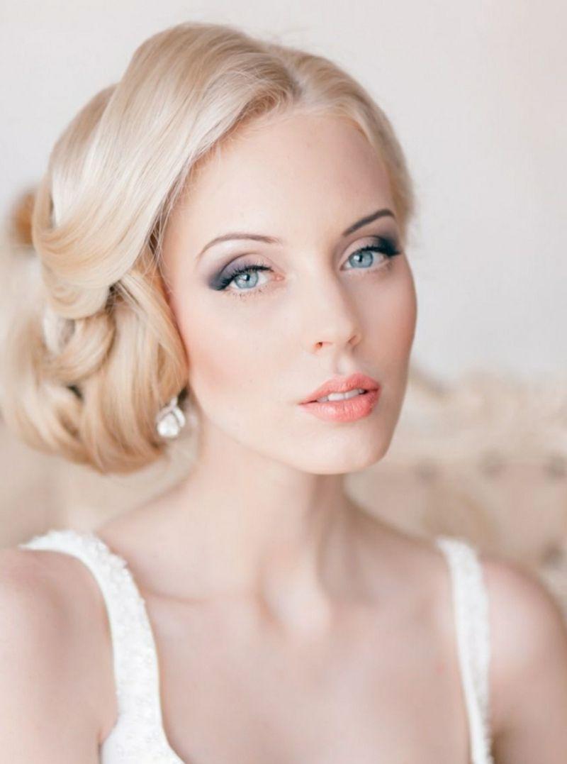 Braut Make Up Atemberaubende Ideen Für Die Perfekte Hochzeit