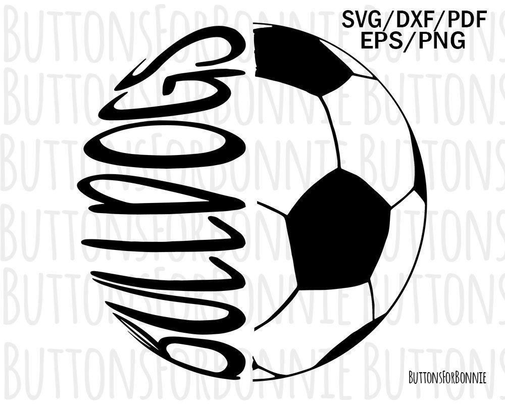 Soccer Mom SVG Cuttable Designs Vinyl Decals t Sports