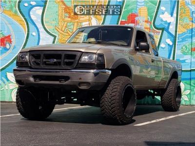 ford obs trucks Fordtrucks Ford ranger supercab, Custom