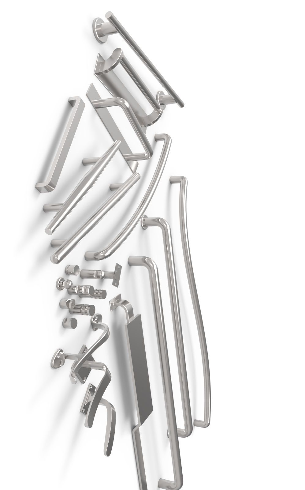 Standard Metal Door Hardware Manufacturing Custom Standardmetal