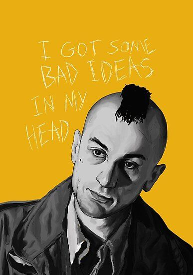 Copy of Taxi Driver Poster
