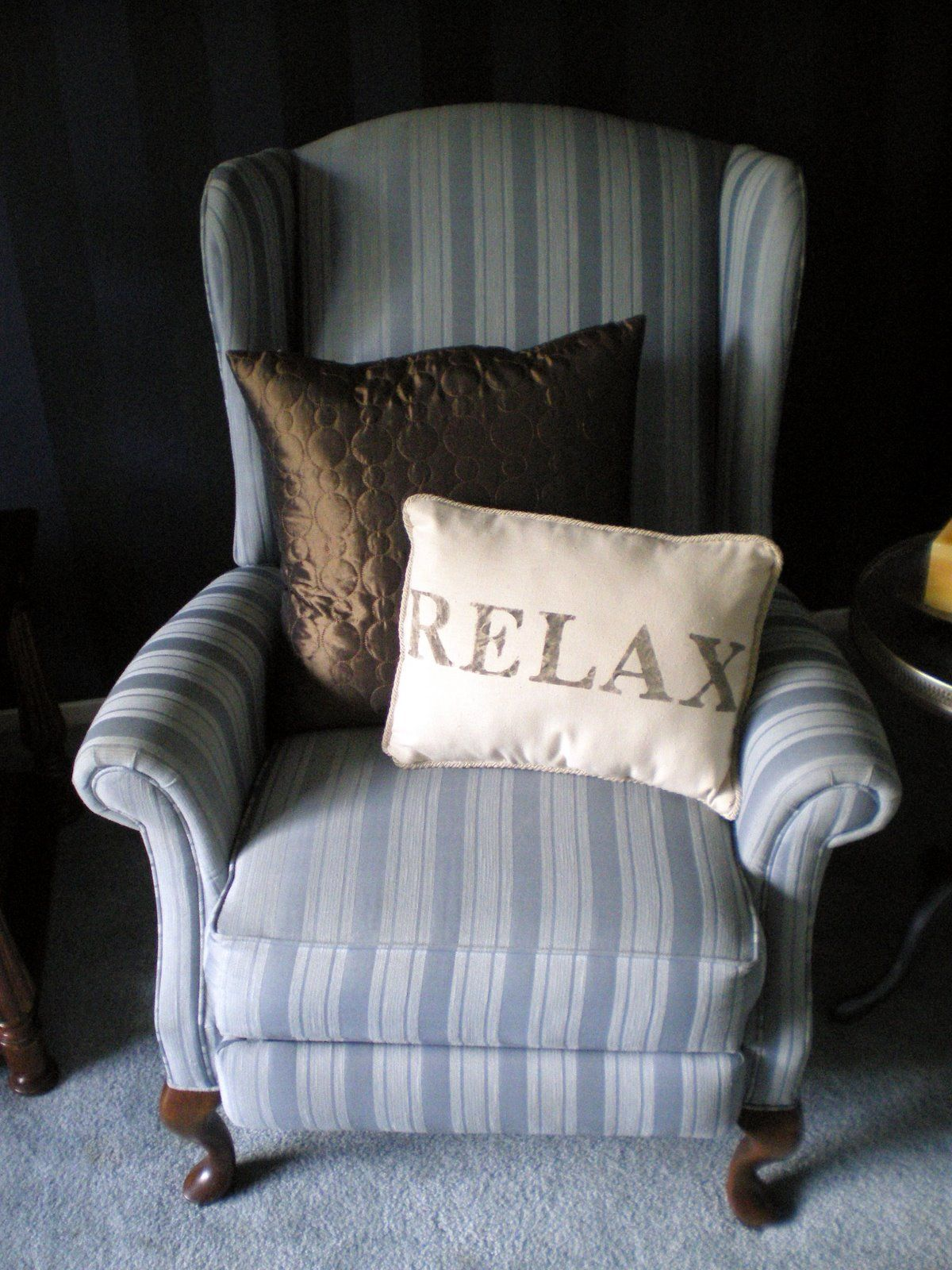Live Creative Or Diy Trying Sit Relax Relax Pillows Knock Off Decor