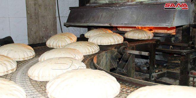 بيع الخبز عبر المعتمدين وفروع السورية للتجارة خطوة جديدة في إطار إجراءات التصدي لفيروس كورونا