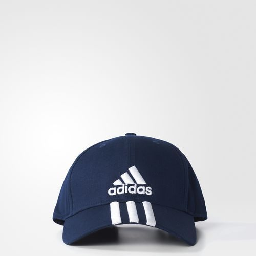 adidas - Casquette 3 bandes Performance  4aff9f8d848
