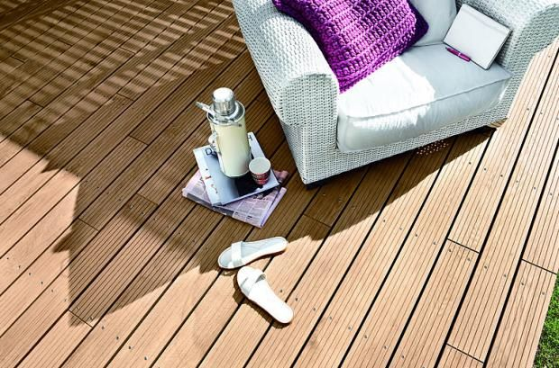 Best Decking Over Concrete Front Porch Fix Slippery Wood Deck 400 x 300