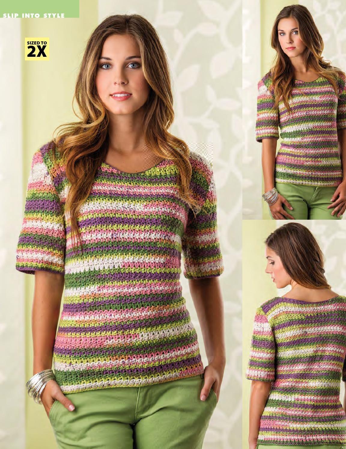#ClippedOnIssuu from Crochet! 2014 01 spring