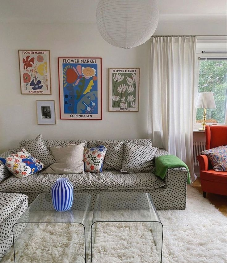 Pastel Home Interior