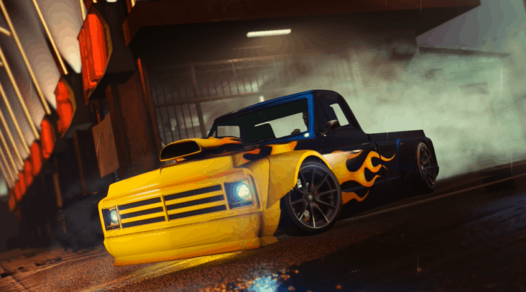 Pick Up The Newest Pick Up In Gtaonline