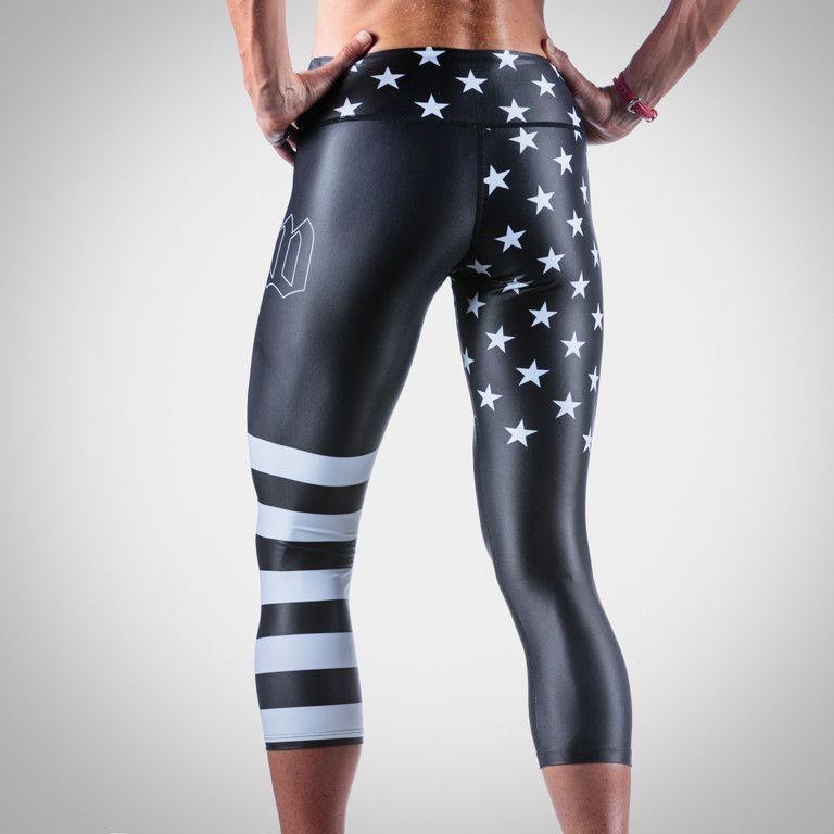 Women S Patriot Tights Fitness Leggings Women Womens Workout Outfits Gym Fashion Women