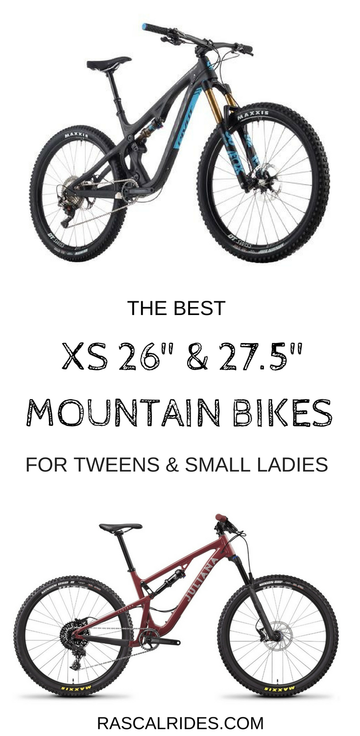 Good Mountain Bikes >> 11 Best Xs 26 And 27 5 Mountain Bikes For Kids Mountain