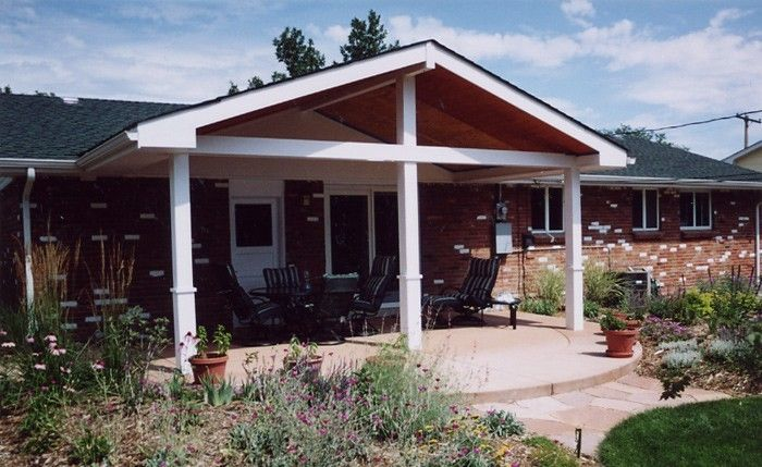 High Quality Build Your Own Patio Cover
