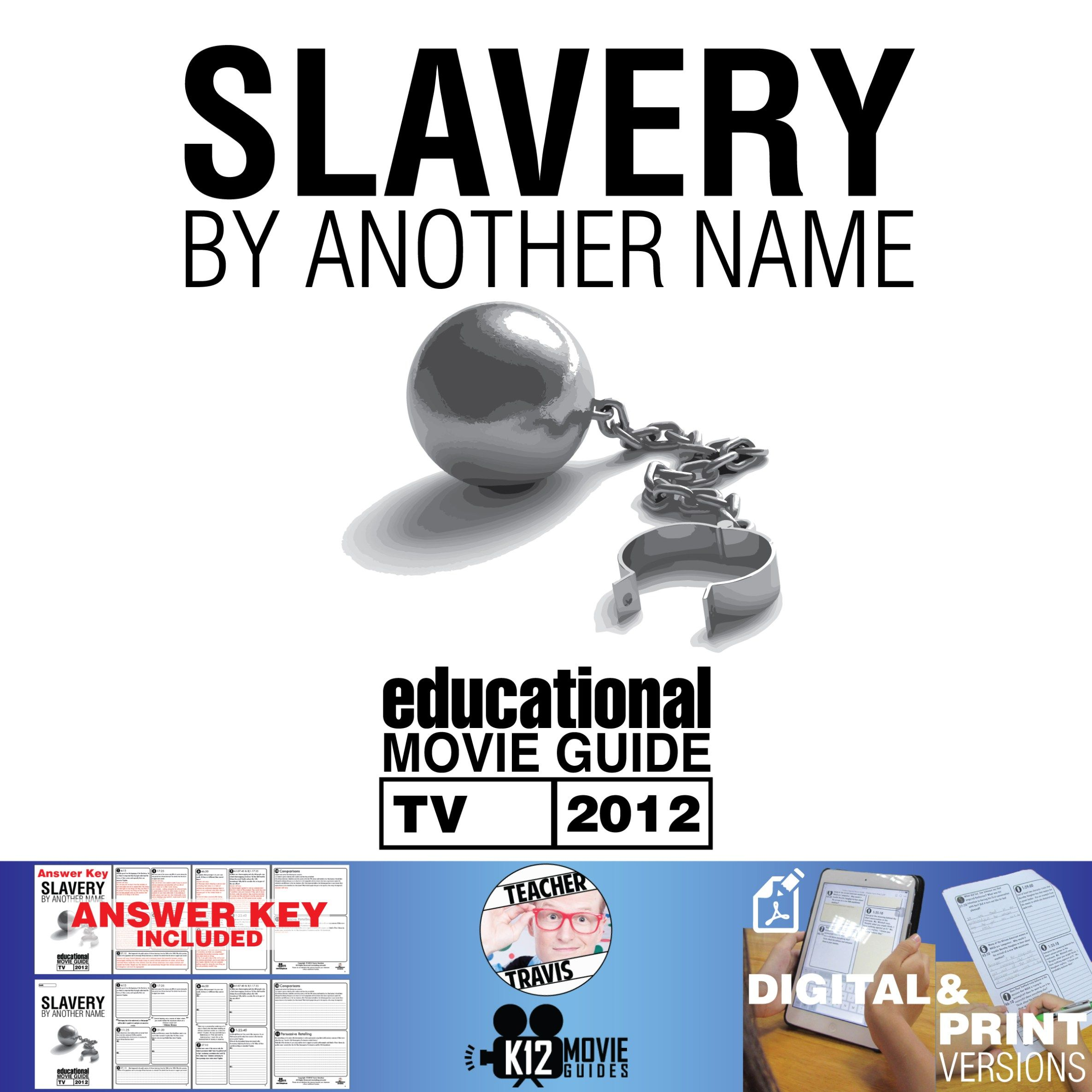 Slavery By Another Name Movie Guide