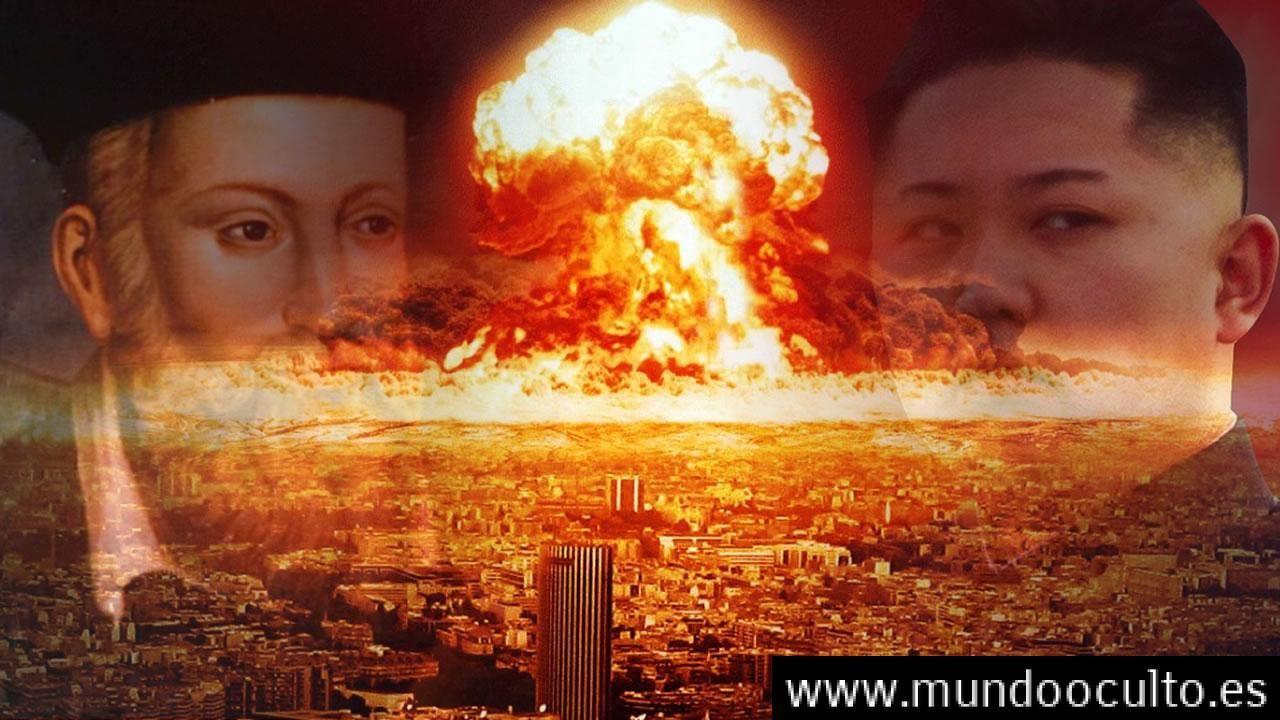 La Tierra temblará con mucha fuerza Predijo Nostradamus el conflicto de Corea del Norte?