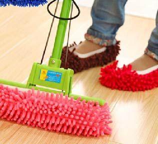 Para limpeza geral da sua casa