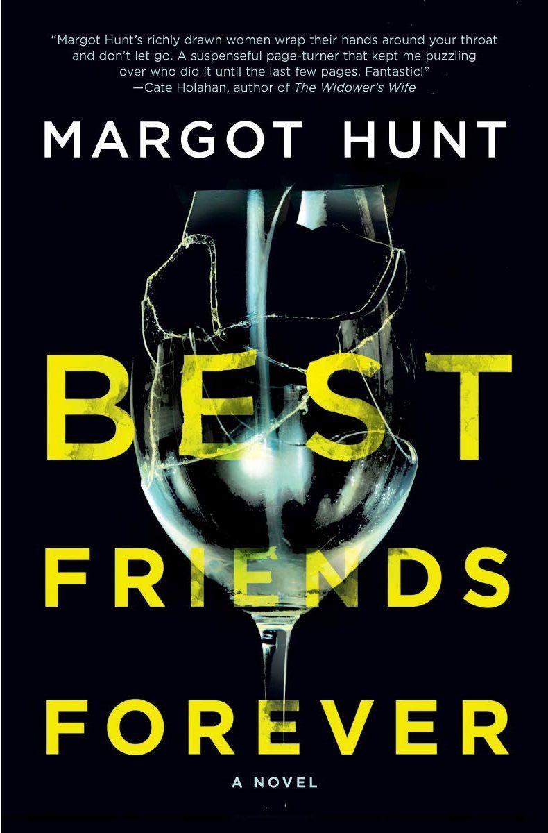 Margot Hunt Best Friends Forever / awordfromJoJo