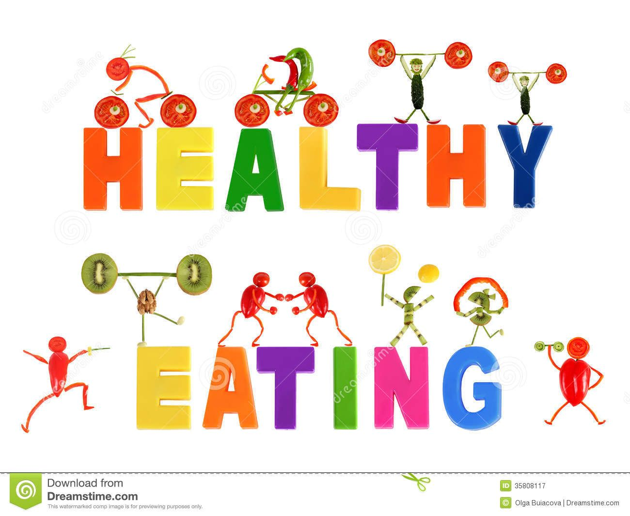 healthy meal clipart - Free Large Images | Clip art, Healthy