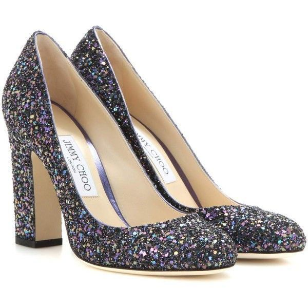 Jimmy choo Billie 100 glitter pumps 7y0pL