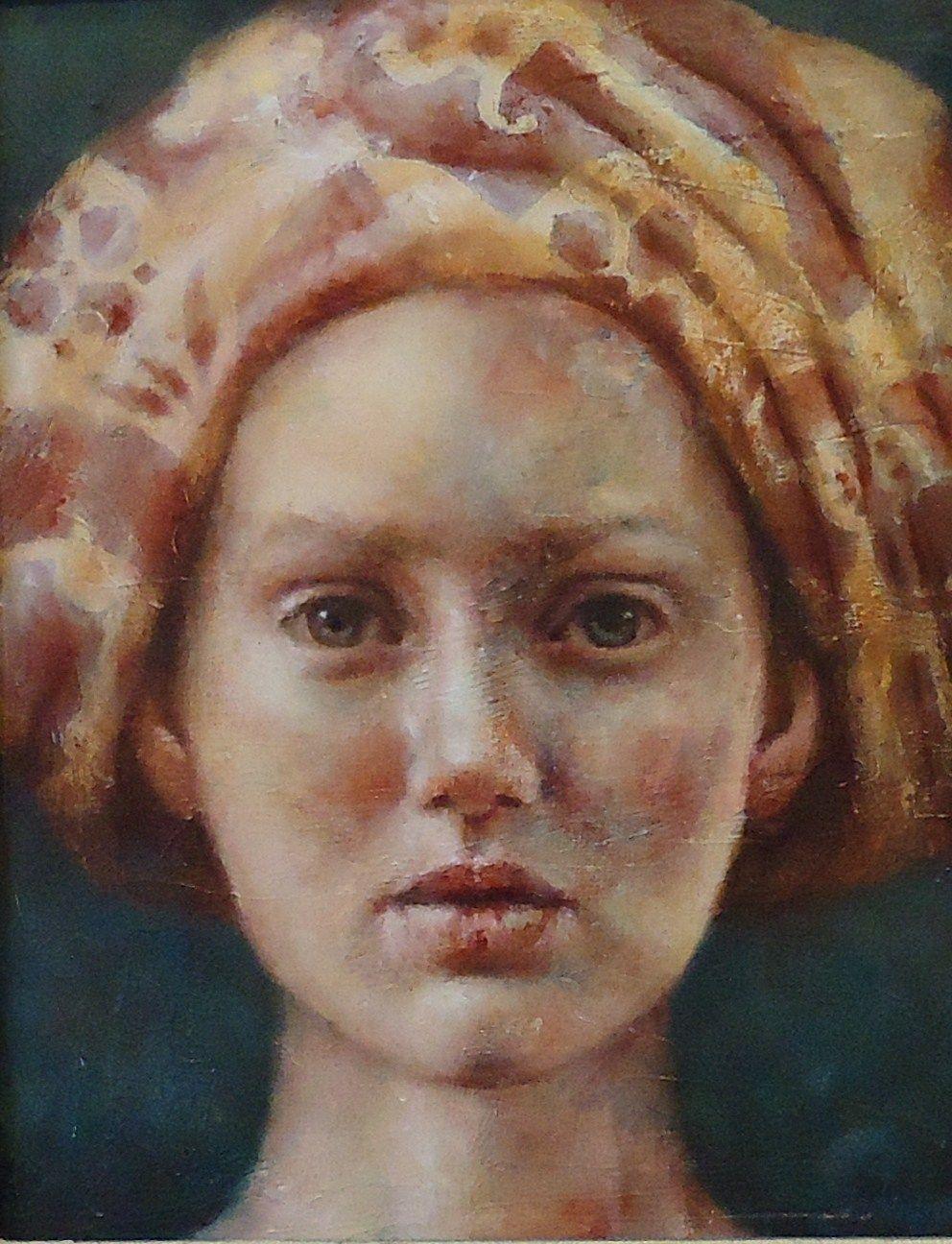 Il mondo di Mary Antony: I mistici ritratti di Pam Hawakes