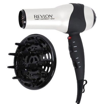 Revlon Perfect Heat 1875w Volumizing Turbo Hair Dryer 761318004738 Volumizing Turbo Styler Our Tu Turbo Hair Dryer Revlon Hair Dryer Lightweight Hair Dryer