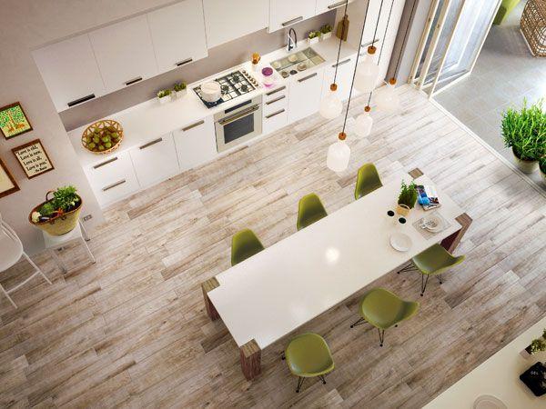Scegliere le piastrelle moderne per la cucina è più difficile del ...