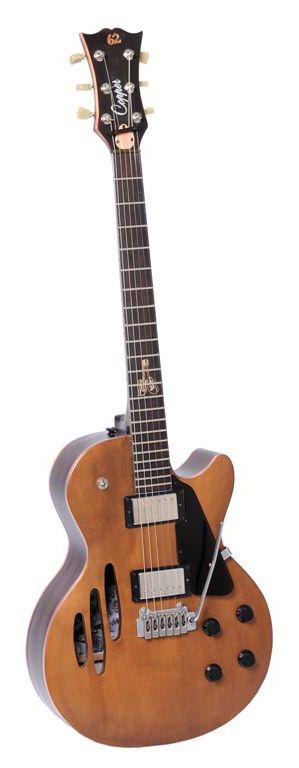 Guitare Copper - Guitare Gaucher Arch-top