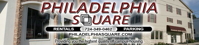 Philadelphia Square Apts. - IUP Student Rentals - Off Campus .............Anything available for 2014/2015?????   $250 - $350, Studio, IUP Off Campus Student Housing in Indiana, Saw on Rent Jungle