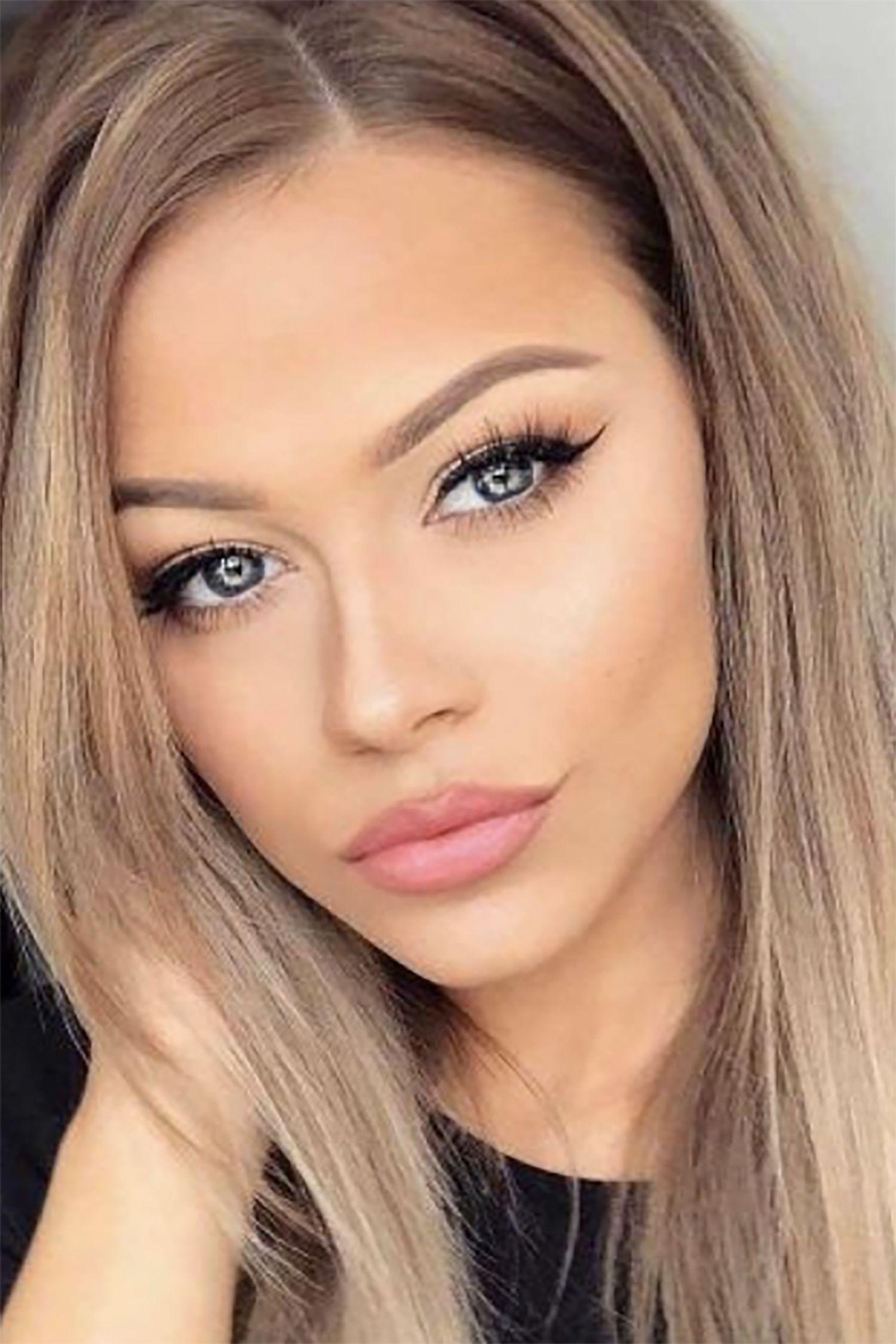 pretty natural summer glamorous makeup ideas bronze looks