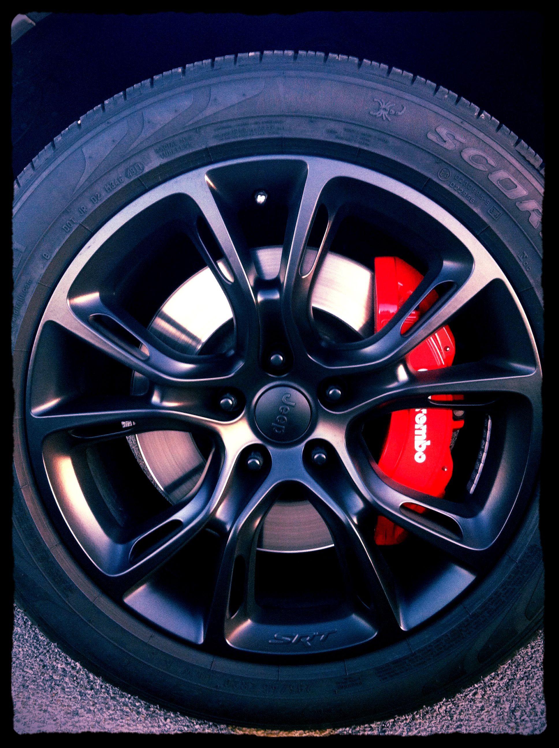 Matte black powdered coated wheels. Powder Coating Ideas