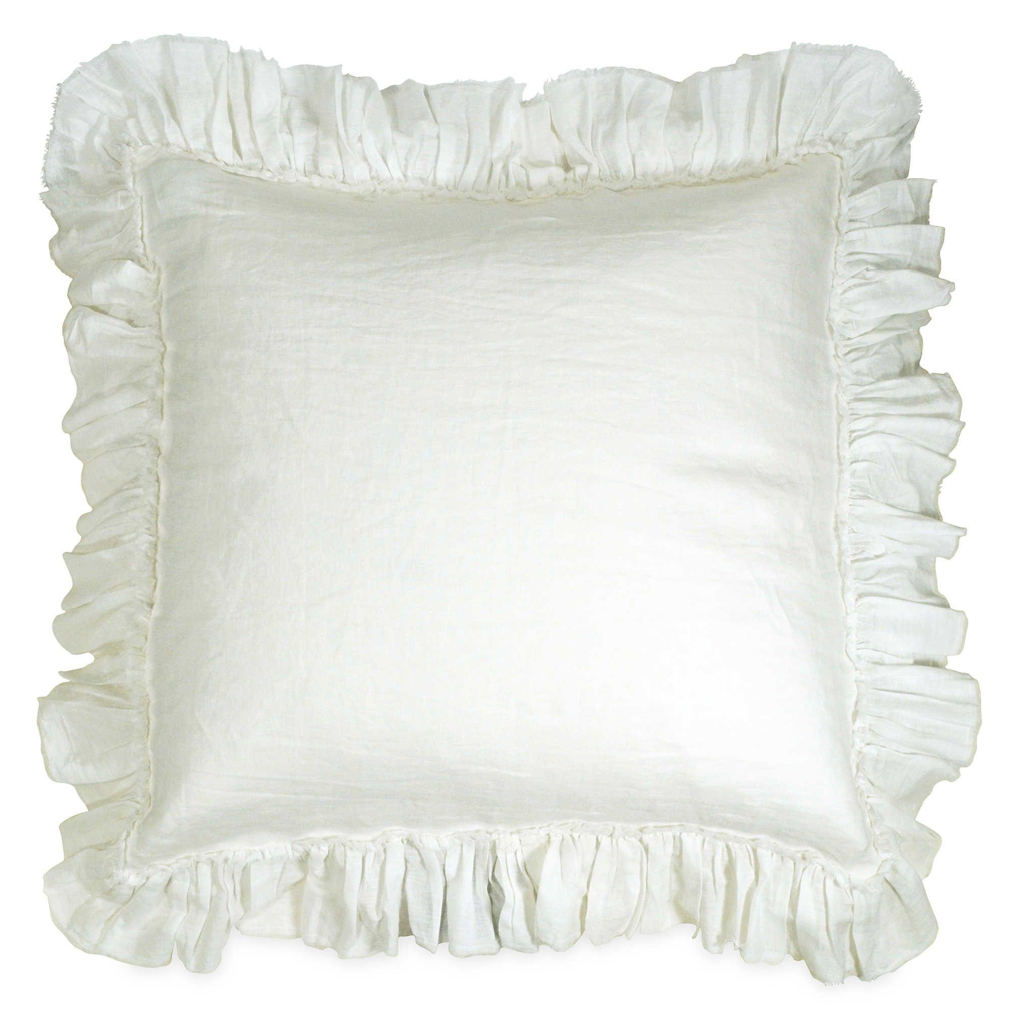 Wamsutta vintage washed linen european pillow sham 60 bed bath beyond