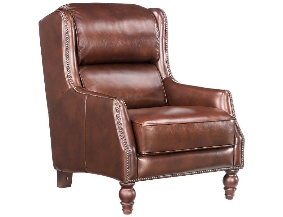 Slumberland Brahms Collection Nut Accent Chair Chair
