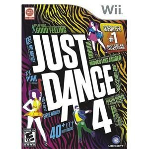 My family has a wii. For some reason I don't really like to play the wii games where sit and move a remote...it's kinda boring. One of my favorite games to play is Just Dance. I also used to do dance so that could be why. We own Just Dance 3, 4, and the 2014 one. I mostly play it in the summer and it's a lot more fun with 2+ people than by yourself!