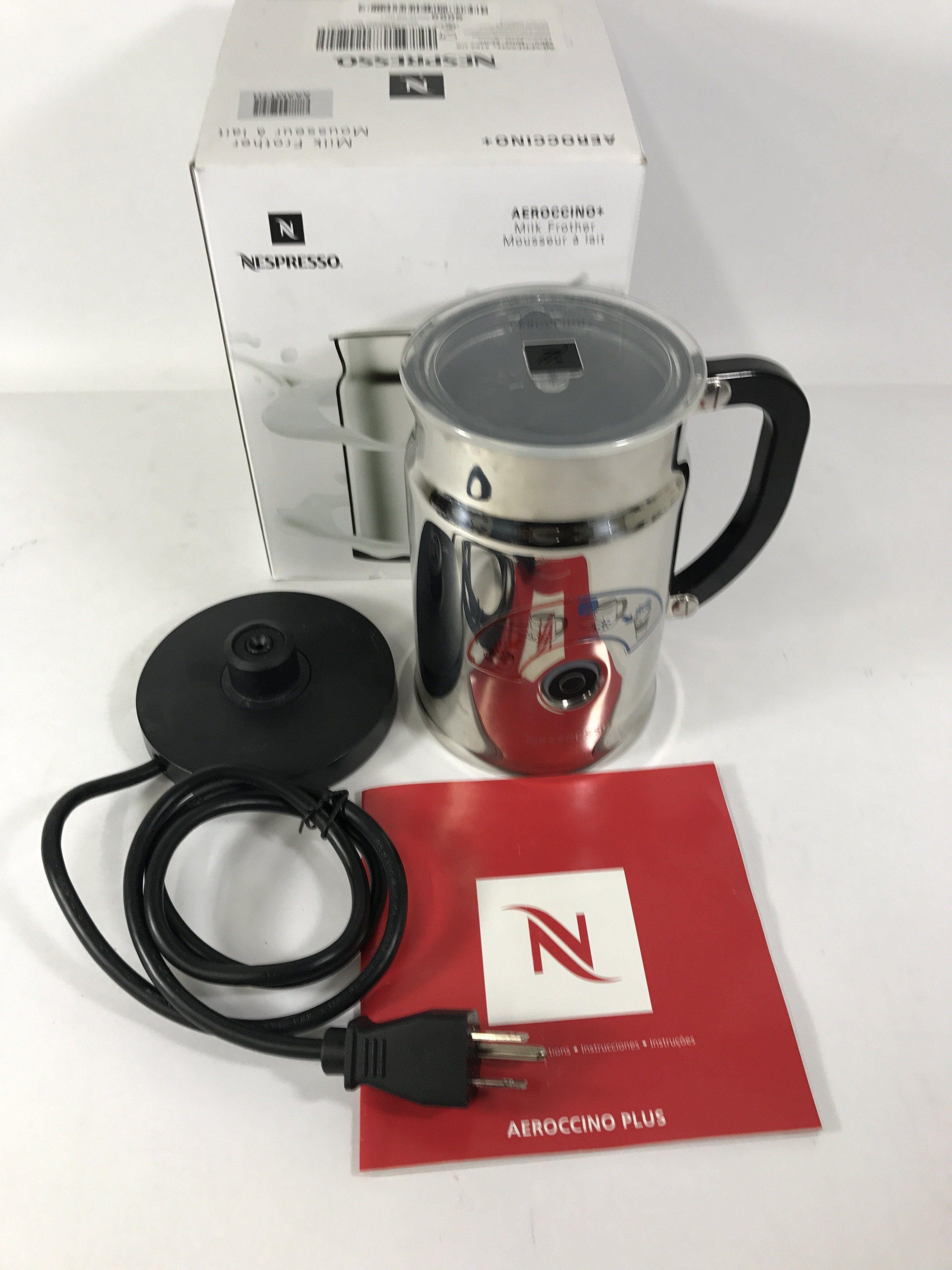 Nespresso Aeroccino Plus Milk Frother Milk frother