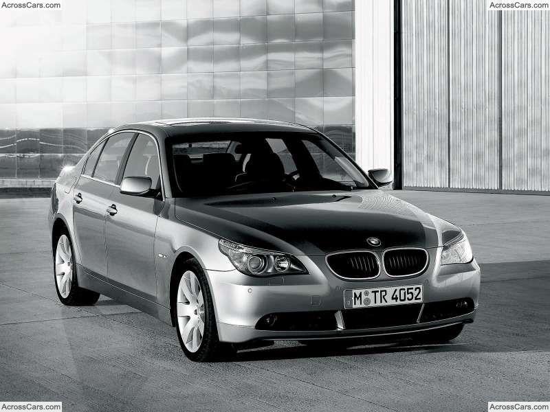 BMW 5 Series (2004)   BMW   Pinterest   BMW and BMW Series