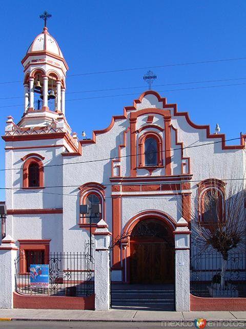 Parroquia Del Sagrado Corazón De Jesús Chihuahua México Fotos De Ciudades Ciudad Juarez Chihuahua