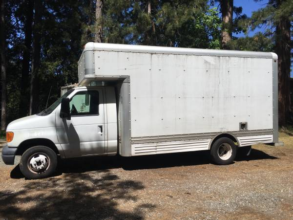 2006 Box Truck For Sale Grass Valley Ca In 2020 Trucks For Sale Trucks Recreational Vehicles
